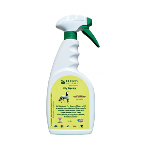 Banzai Wellness Network Natural Equine Insect Spray for Horses