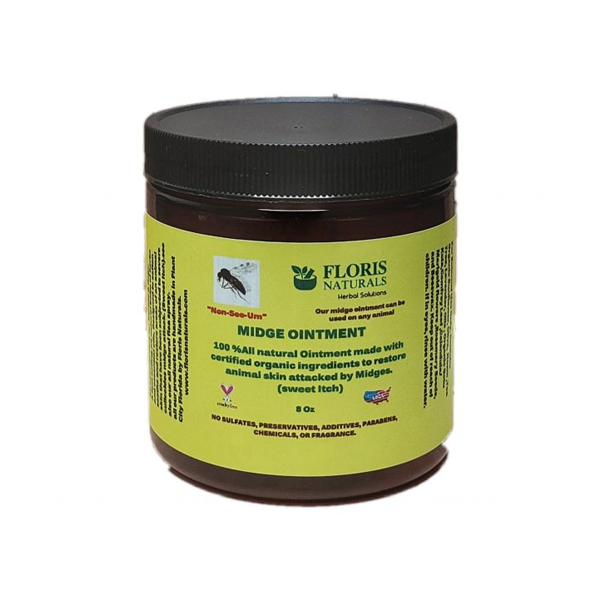 Banzai Wellness Network Natural Equine Midge Ointment