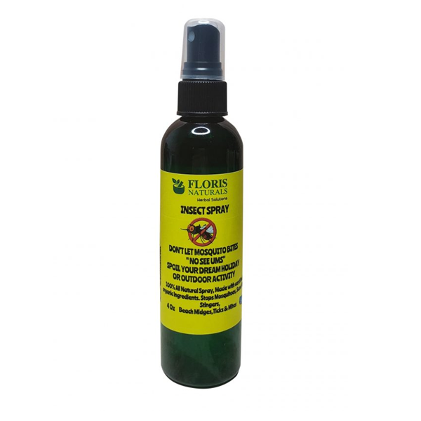 Banzai Wellness Network - Organic Natural Insect Spray