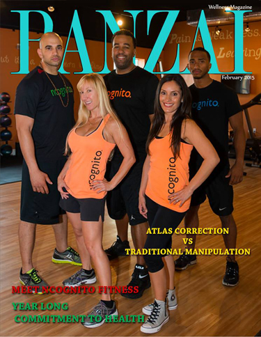Banzai Wellness Magazine - February 2015 Issue
