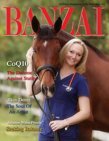 Banzai Wellness Magazine - February 2014 Issue
