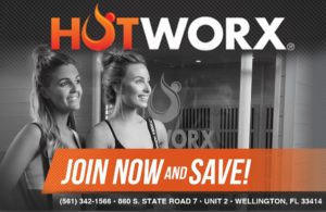 Allow us to introduce you to INFRARED FITNESS with a FREE HOTWORX SESSION!