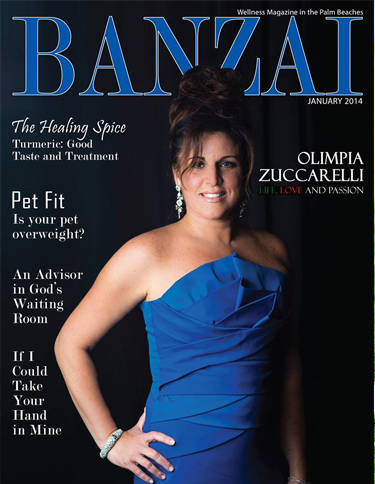 Banzai Wellness Magazine - January 2014 Issue
