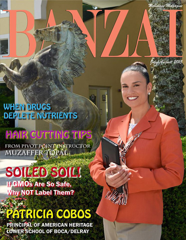 Banzai Wellness Magazine - July 2015 Issue