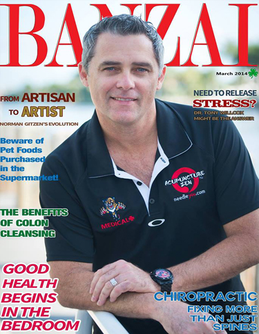 Banzai Wellness Magazine - March 2014 Issue