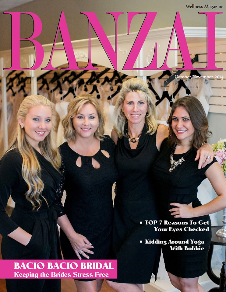Banzai Wellness Magazine - October 2014 Issue