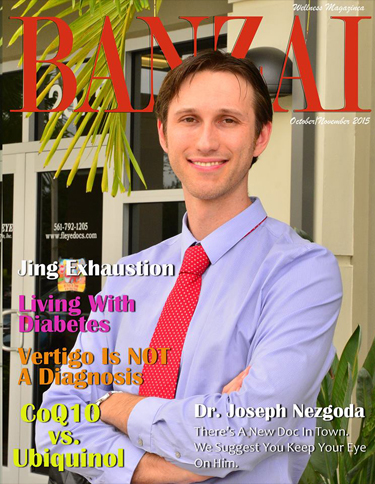 Banzai Wellness Magazine - October 2015 Issue